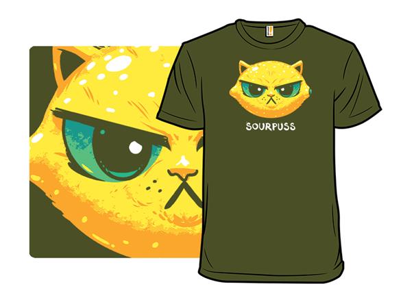 Sourpuss T Shirt