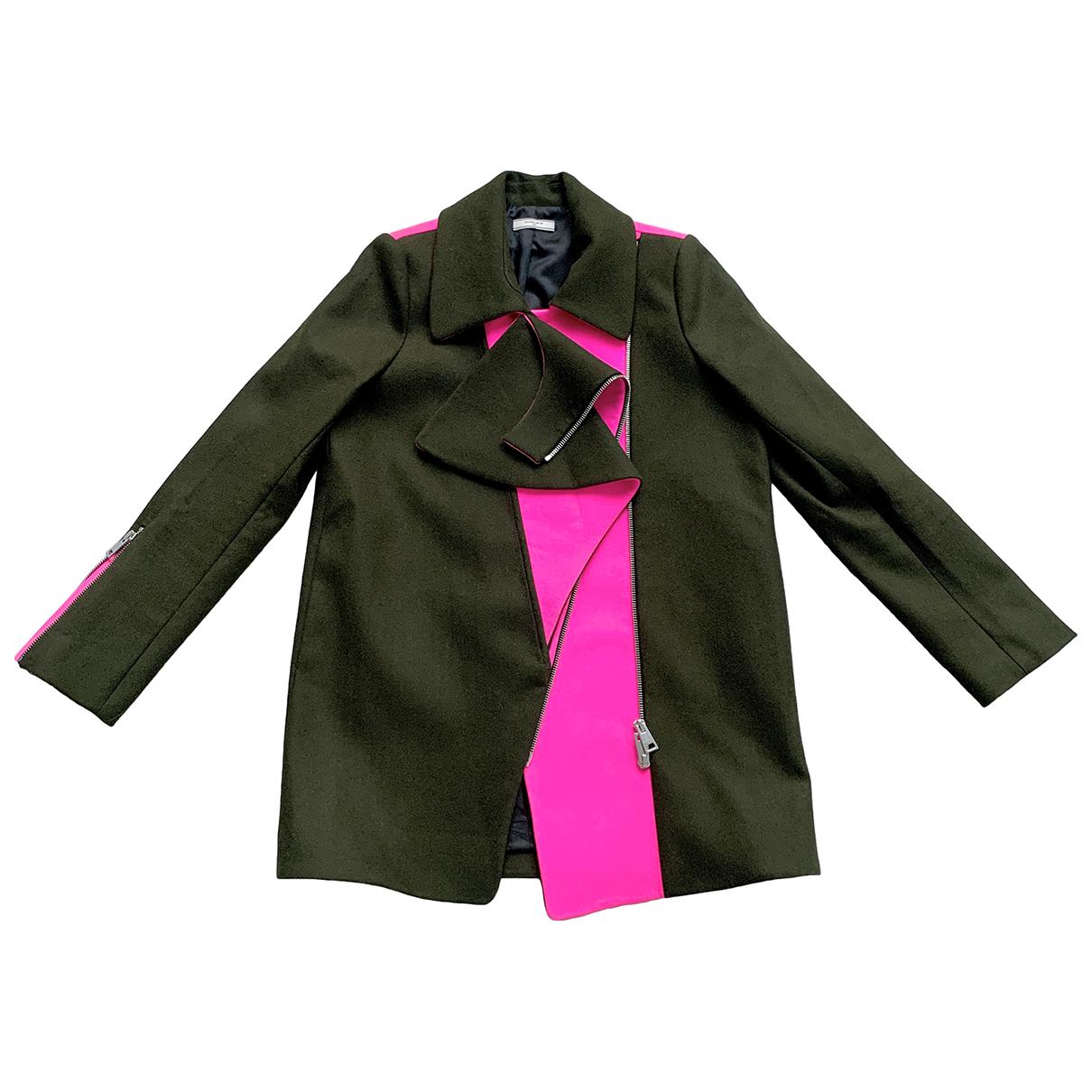 Bouchra Jarrar - Veste   pour femme en laine - multicolore