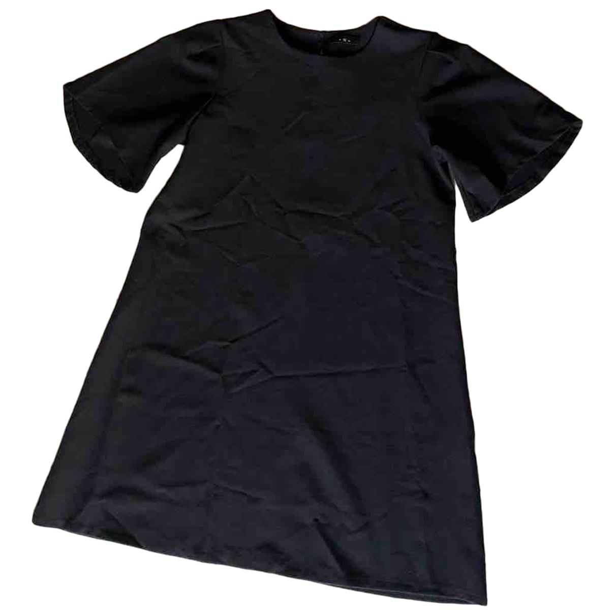 Non Signé / Unsigned \N Black dress for Women One Size International