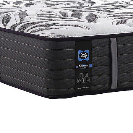 Sealy Posturepedic Plus Brennaman Firm Mattress Only, One Size , Gray