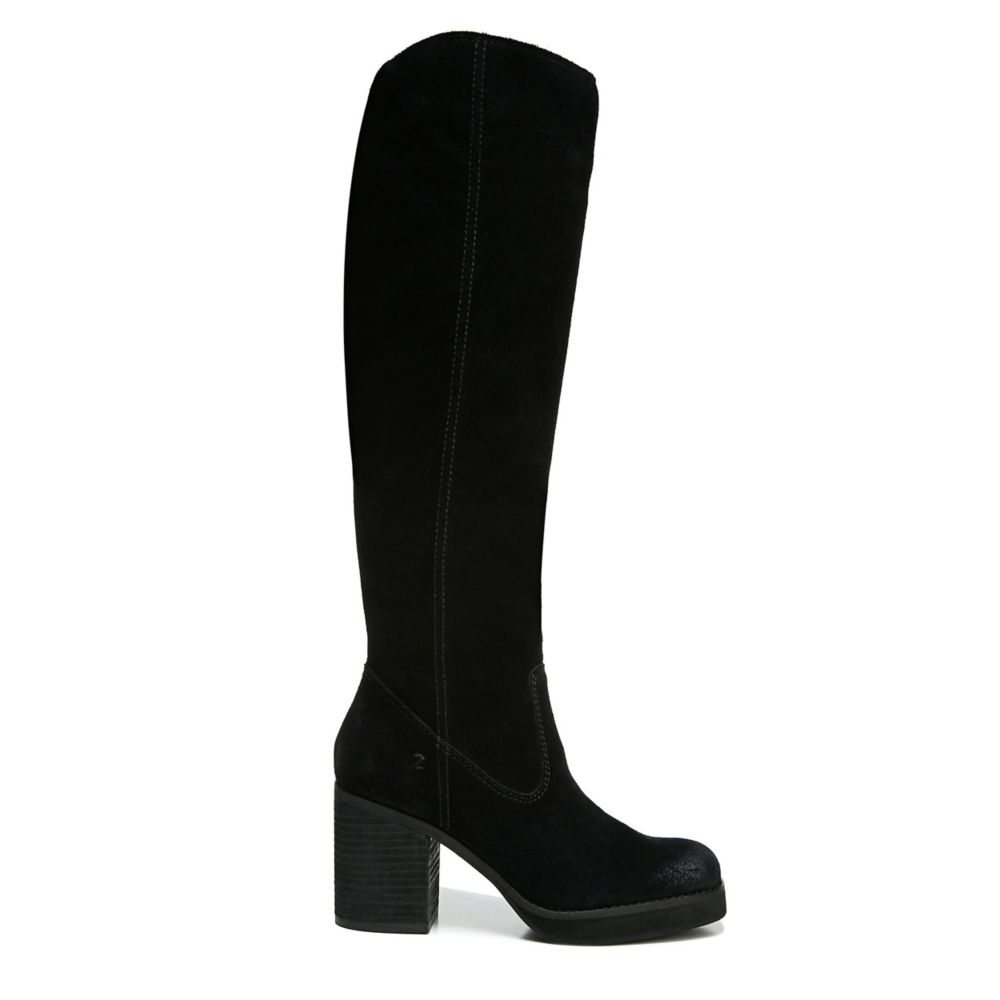 Zodiac Womens Padma Wide Calf Riding Boot