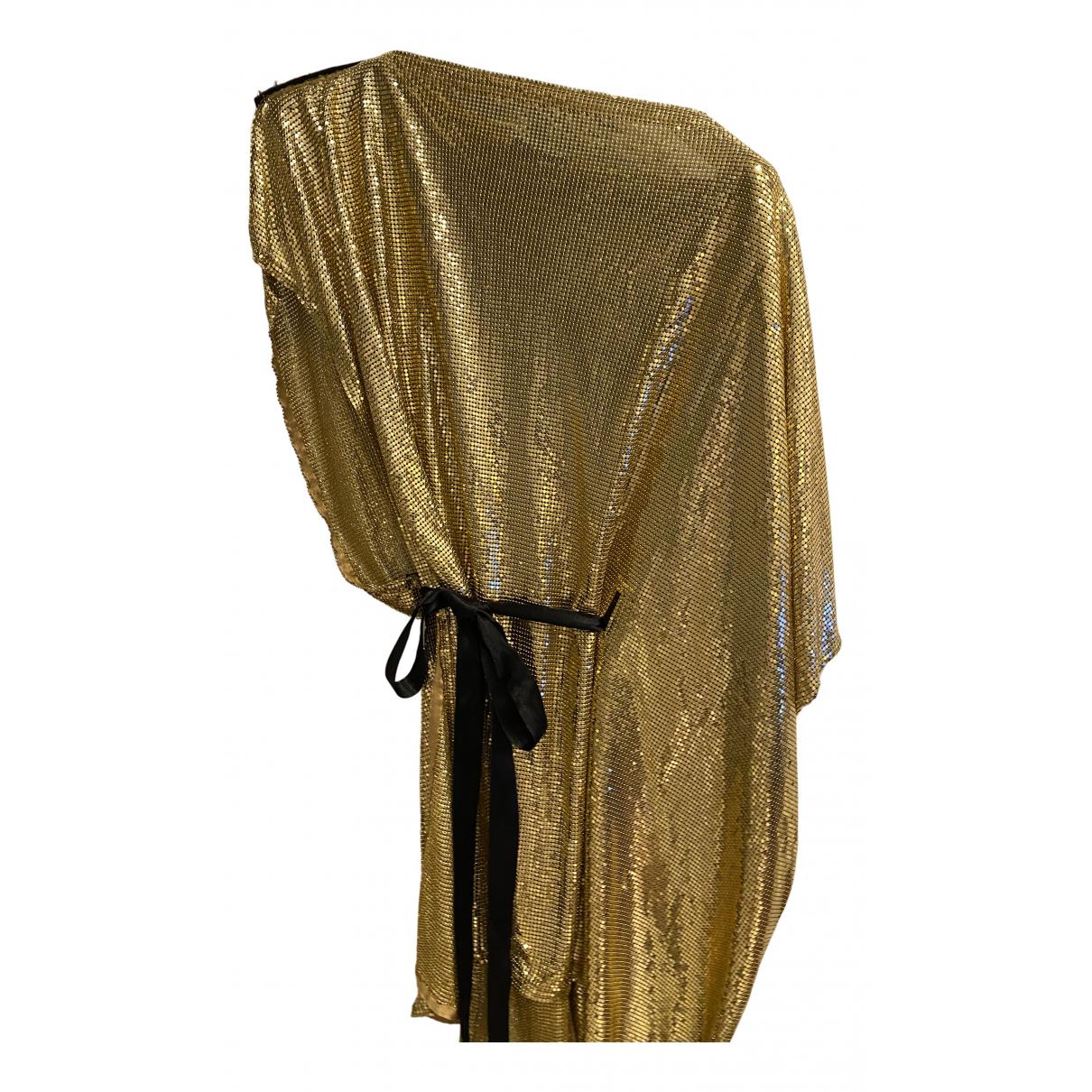 D&g - Robe   pour femme - dore