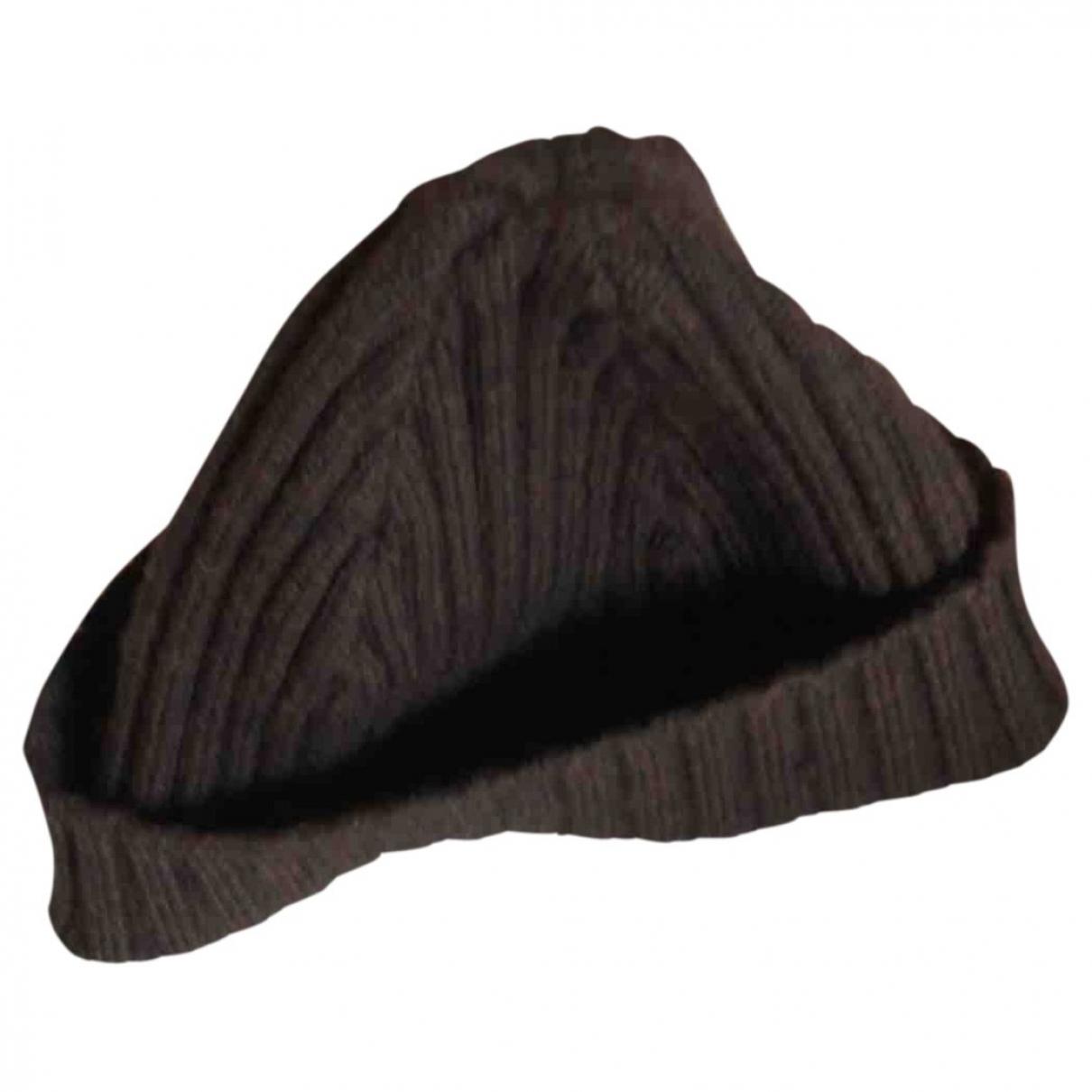 Romeo Gigli - Chapeau & Bonnets   pour homme en laine - marron