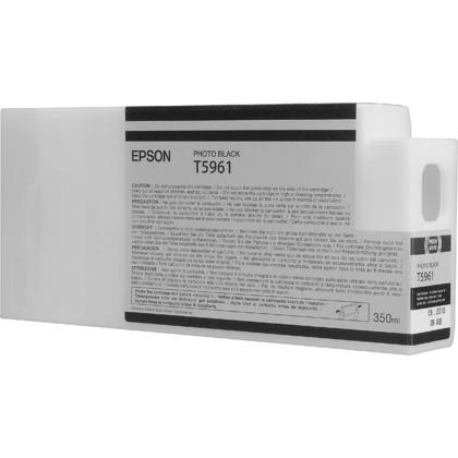 Epson T596100 350ml Original Photo Black Ink Cartridge