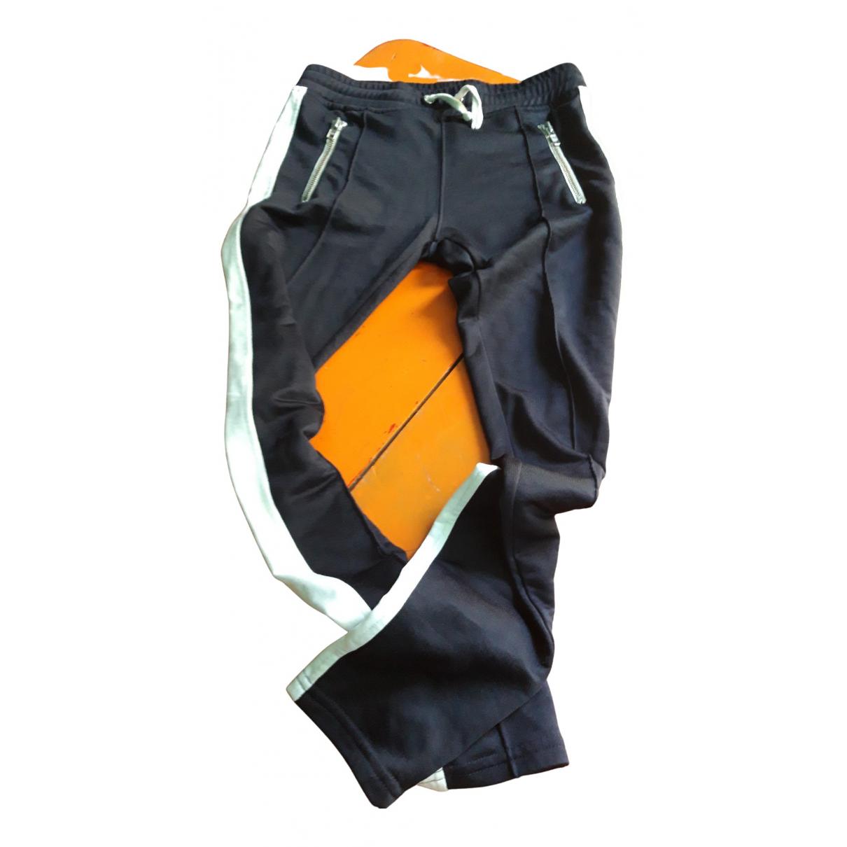 Sweet Pants N Navy Trousers for Women 34 FR