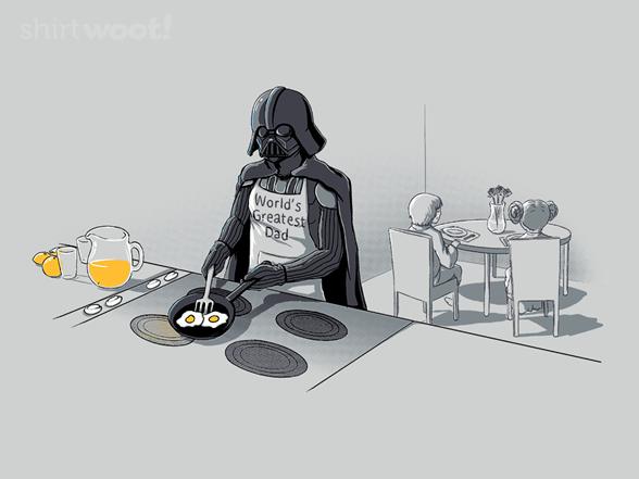 Family Breakfast T Shirt