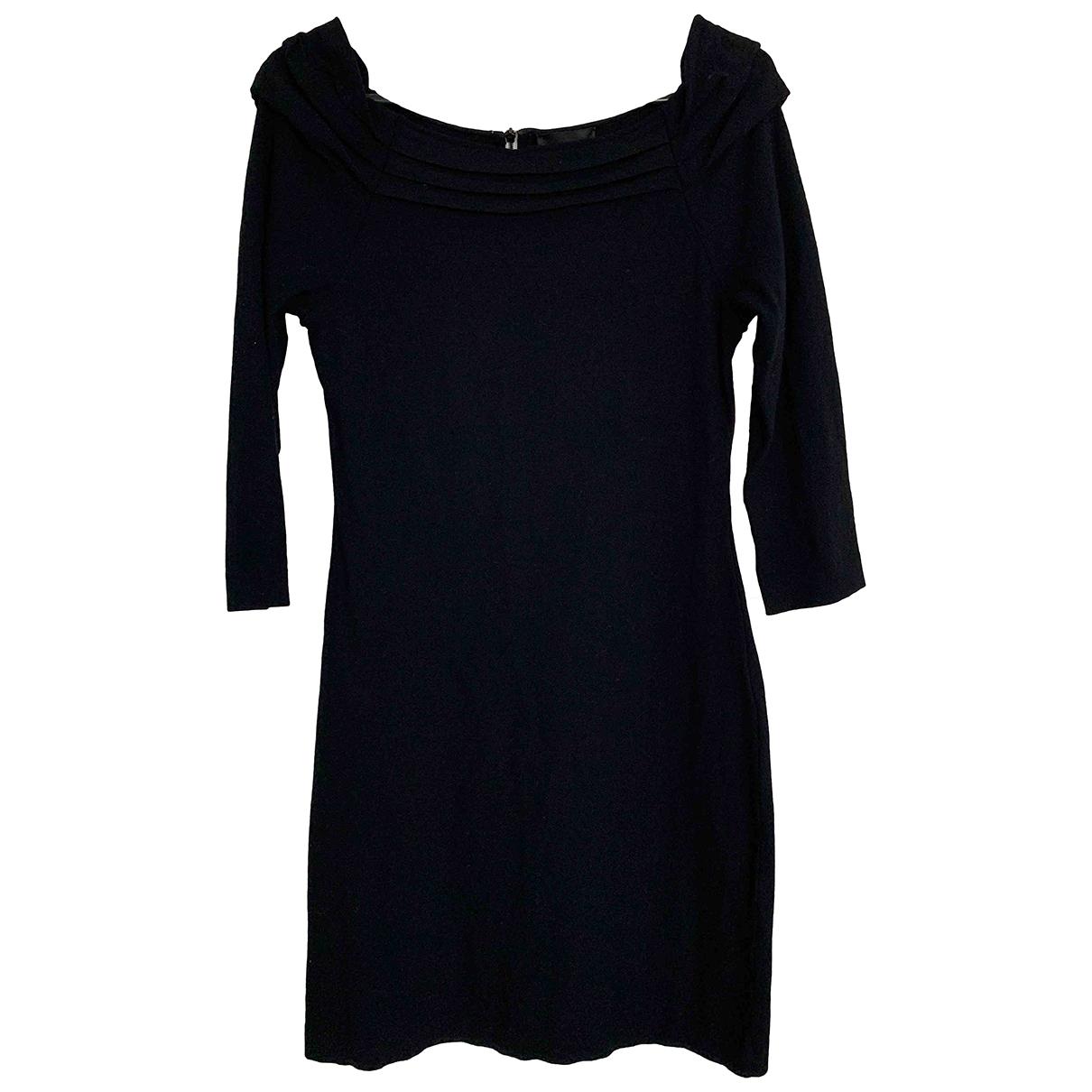 Emporio Armani - Robe   pour femme - noir