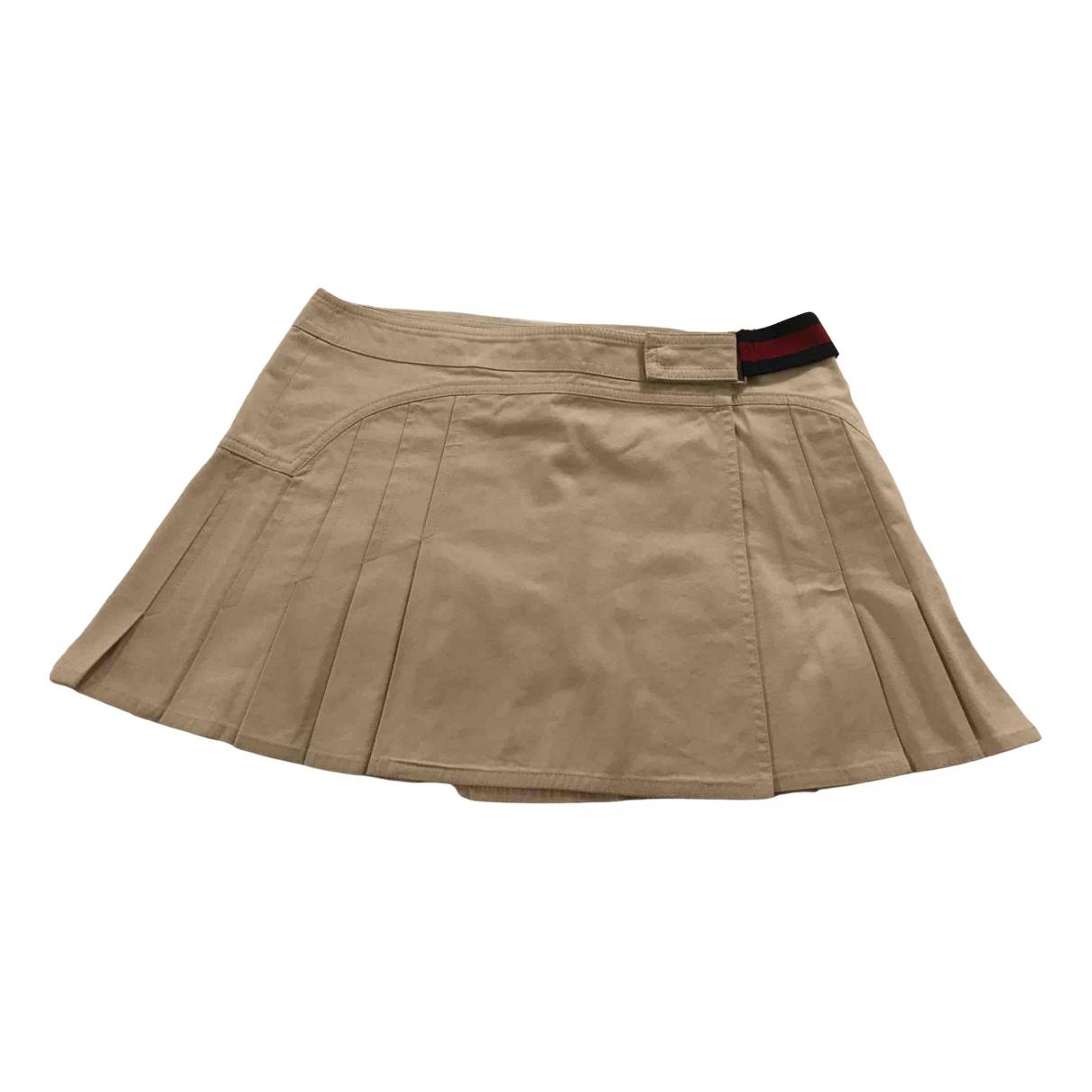 Mini falda Gucci