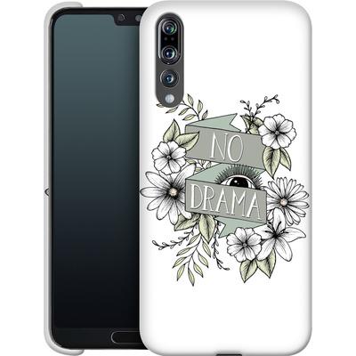 Huawei P20 Pro Smartphone Huelle - No Drama - Green von Barlena