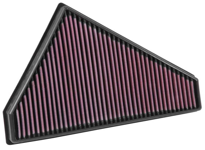 K&N 33-3022 Replacement Air Filter Jaguar F-Type 2014-2020