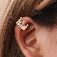 1pc Heart Design Ear Cuff