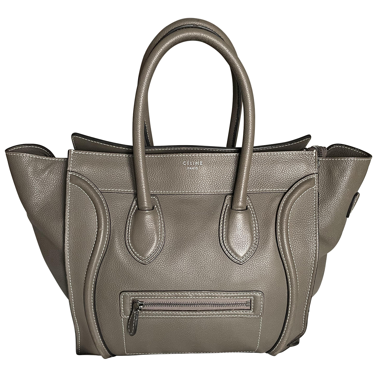 Celine Luggage Leather handbag for Women N