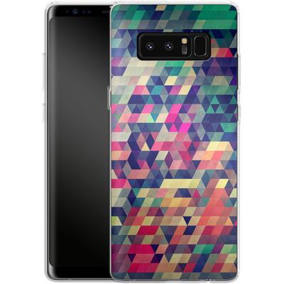 Samsung Galaxy Note 8 Silikon Handyhuelle - Atym von Spires