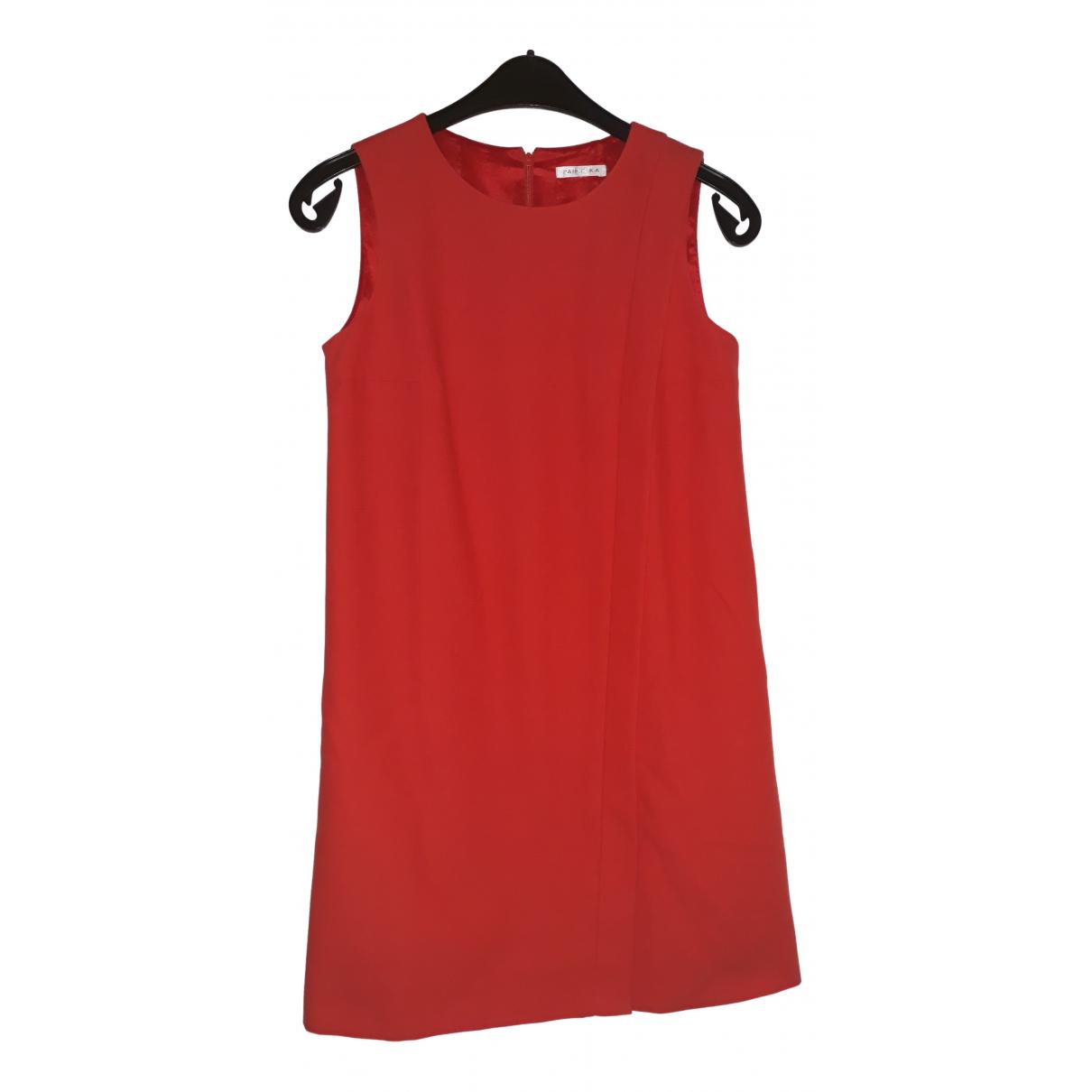 Mini vestido Paule Ka
