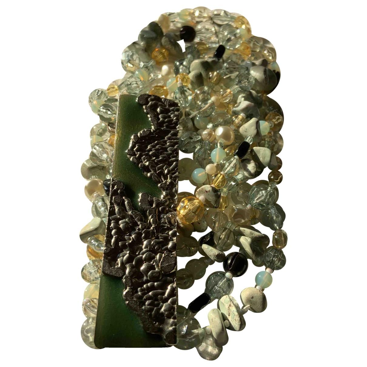 Krizia - Bracelet   pour femme en metal - multicolore