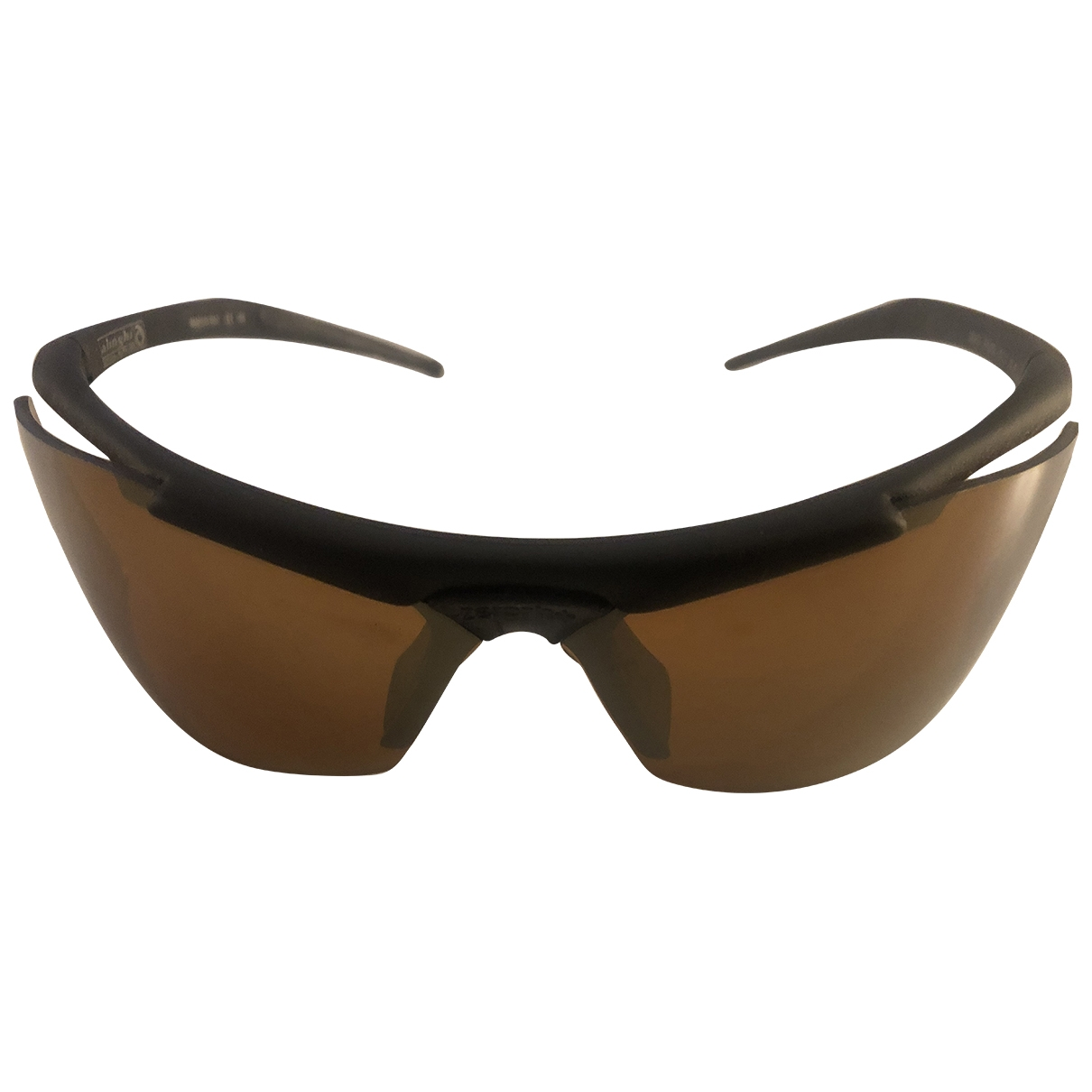 Non Signé / Unsigned \N Gold Sunglasses for Men \N