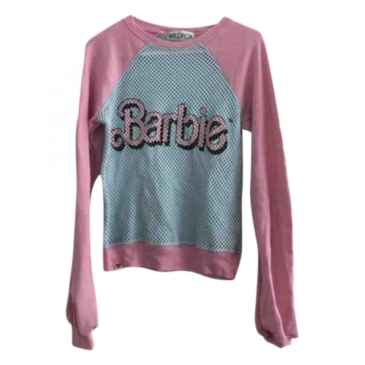 Wildfox \N Pink Cotton Knitwear for Women S International