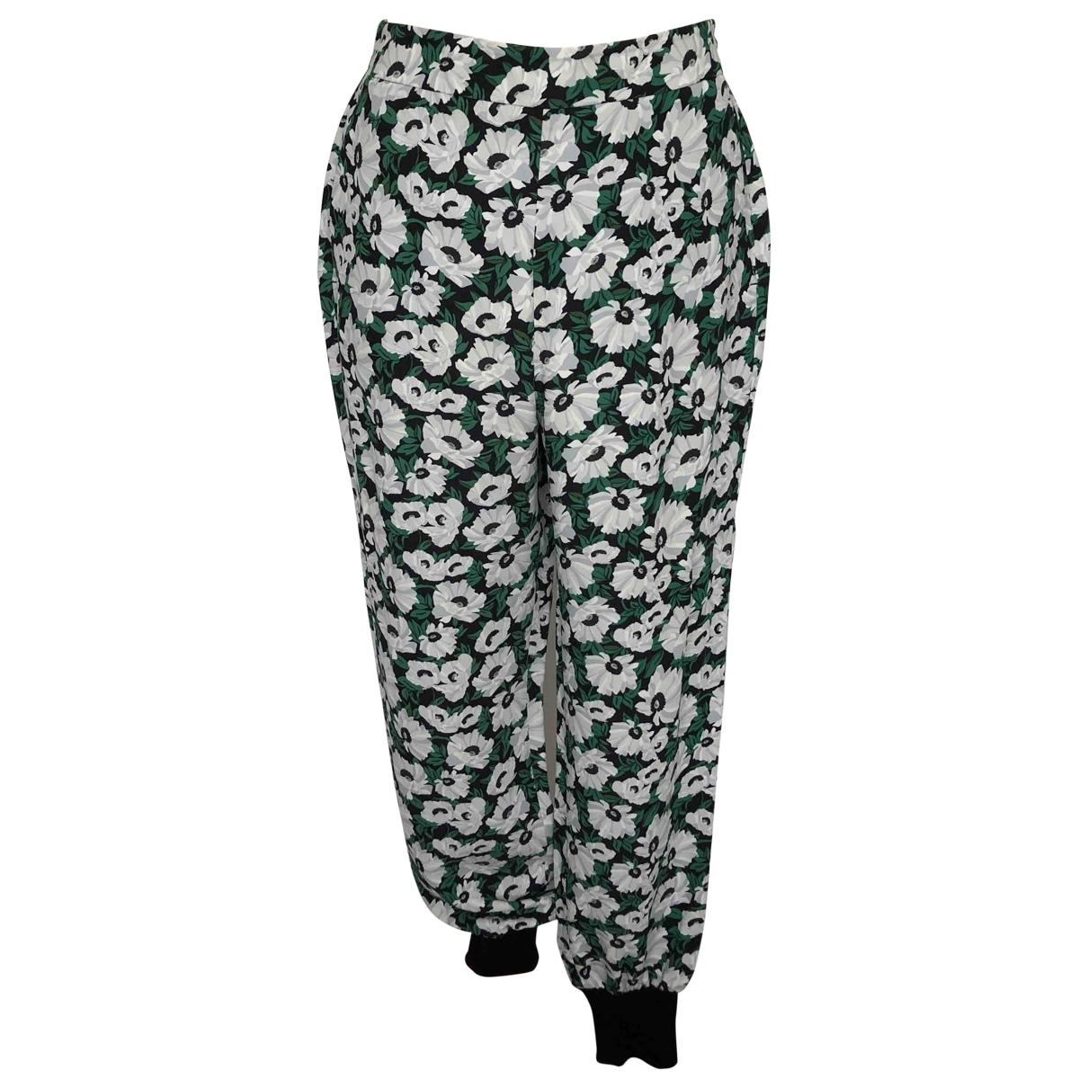 Pantalon recto Stella Mccartney