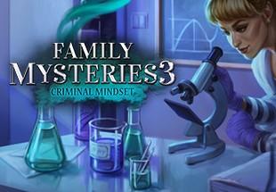 Family Mysteries 3: Criminal Mindset Steam CD Key