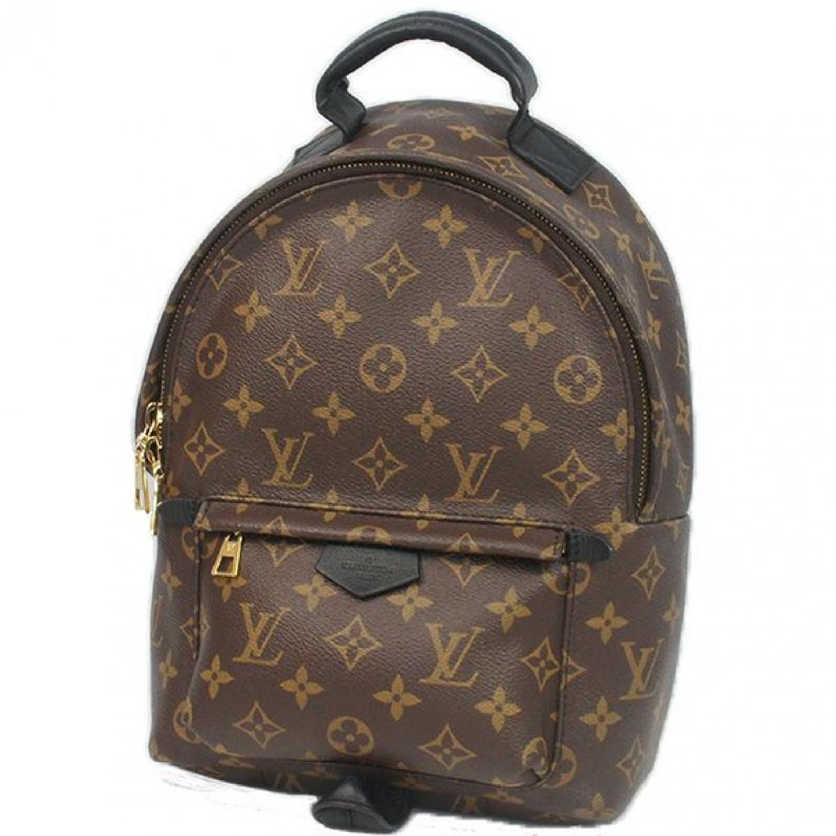 Louis Vuitton \N Cloth backpack for Women \N