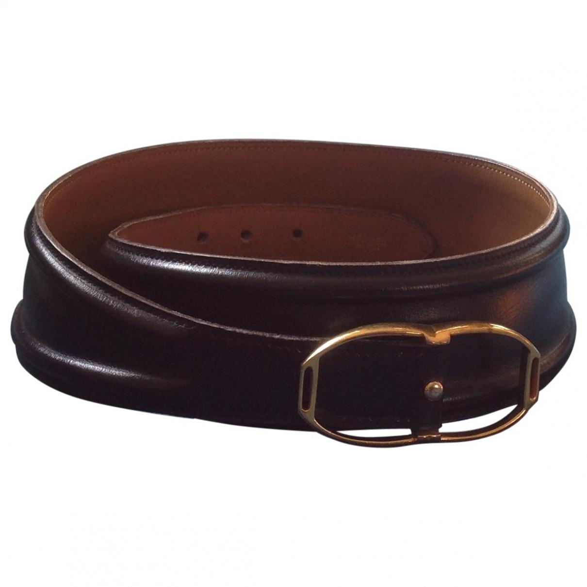 Cinturon Ceinture / Belt de Cuero Hermes