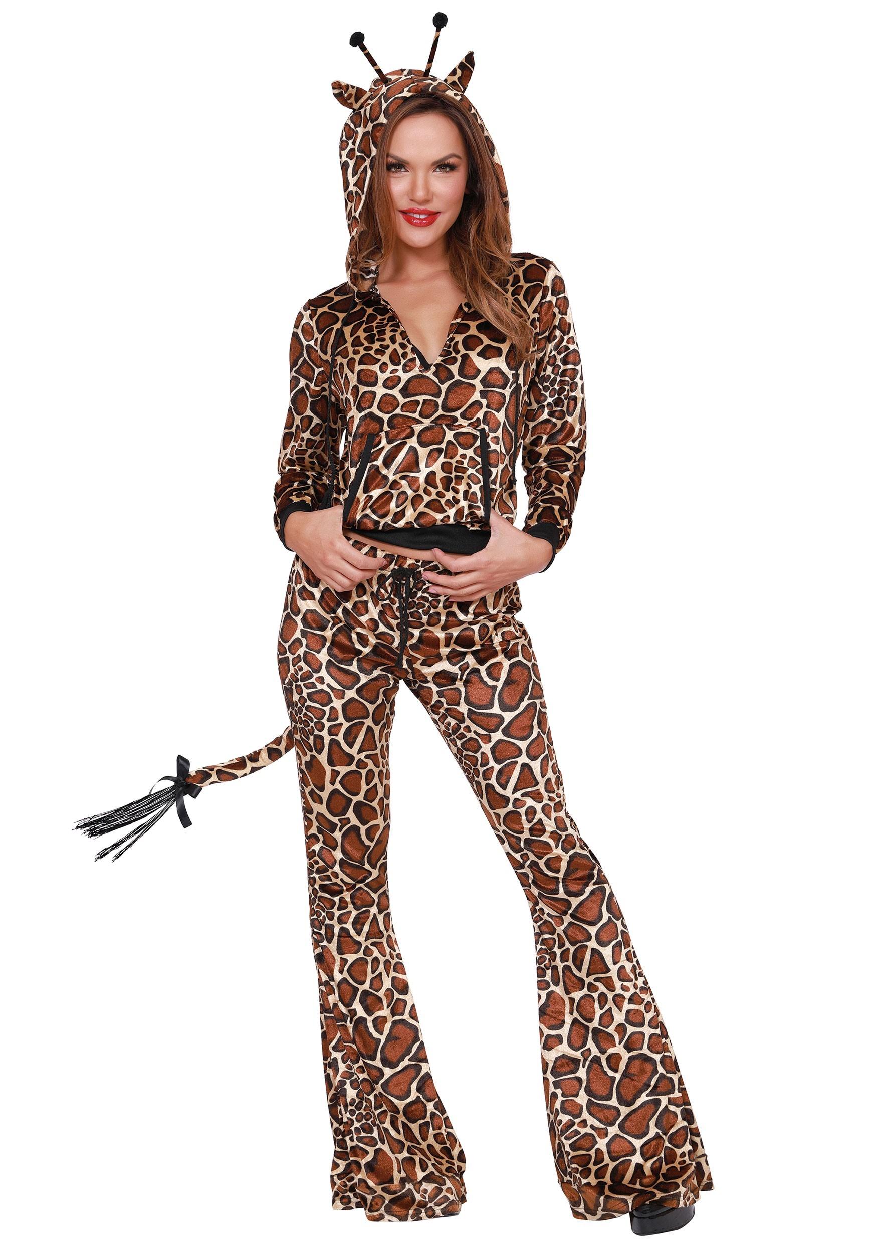 Women's Giraffe Costume