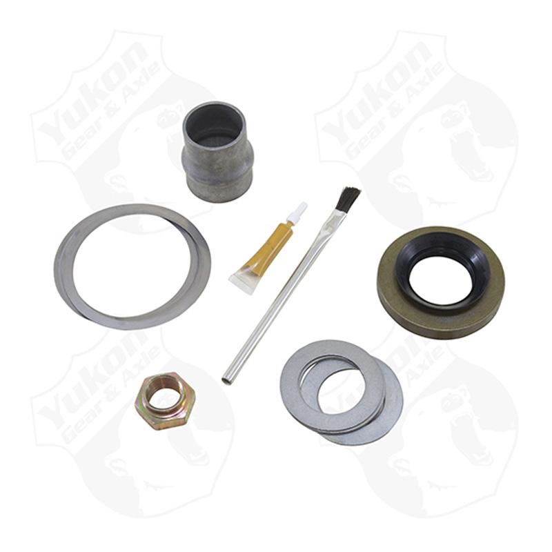 Yukon Minor Install Kit Isuzu Yukon Gear & Axle MK ITROOPER