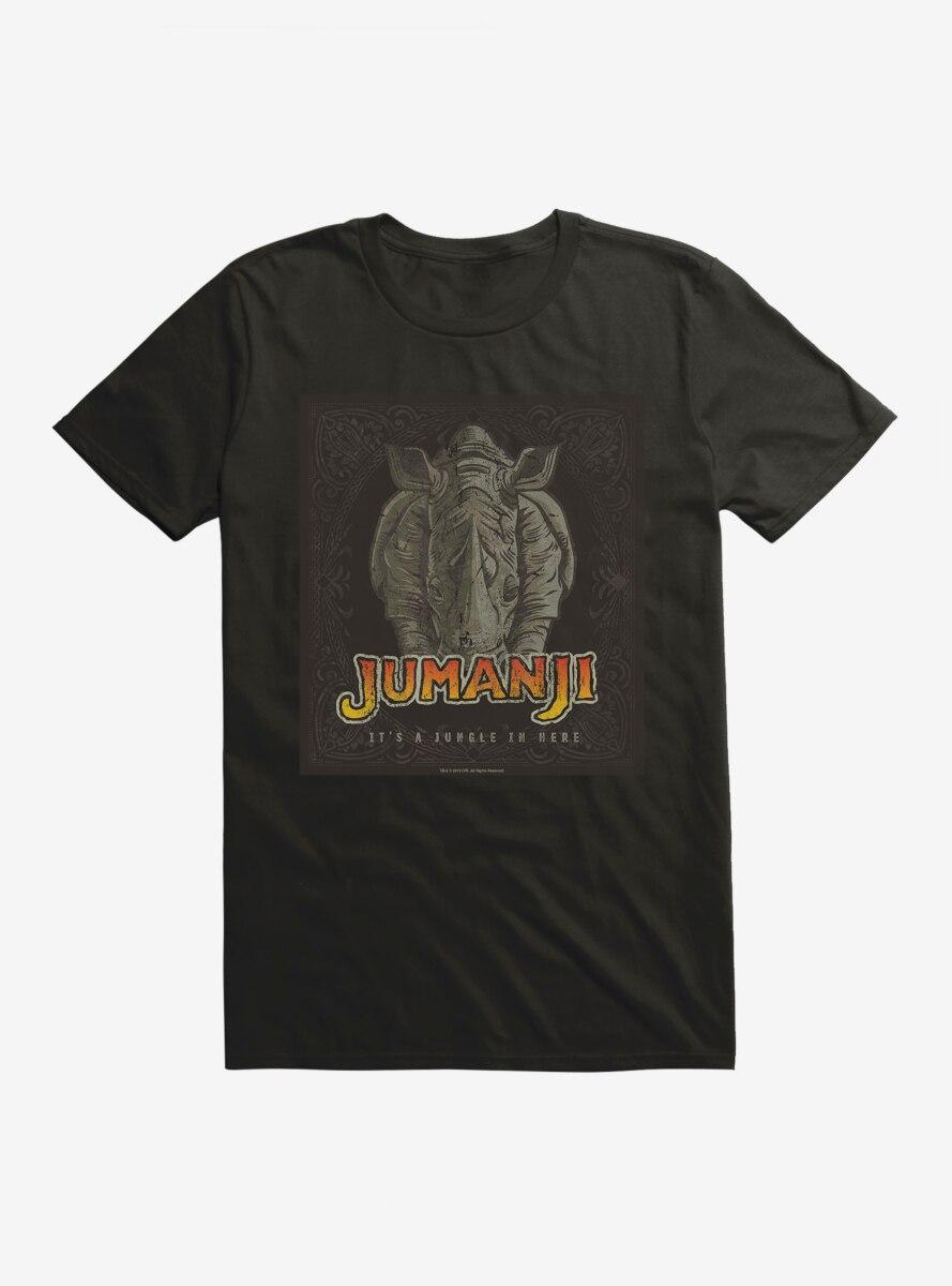 Jumanji Rhino It's A Jungle In Here T-Shirt