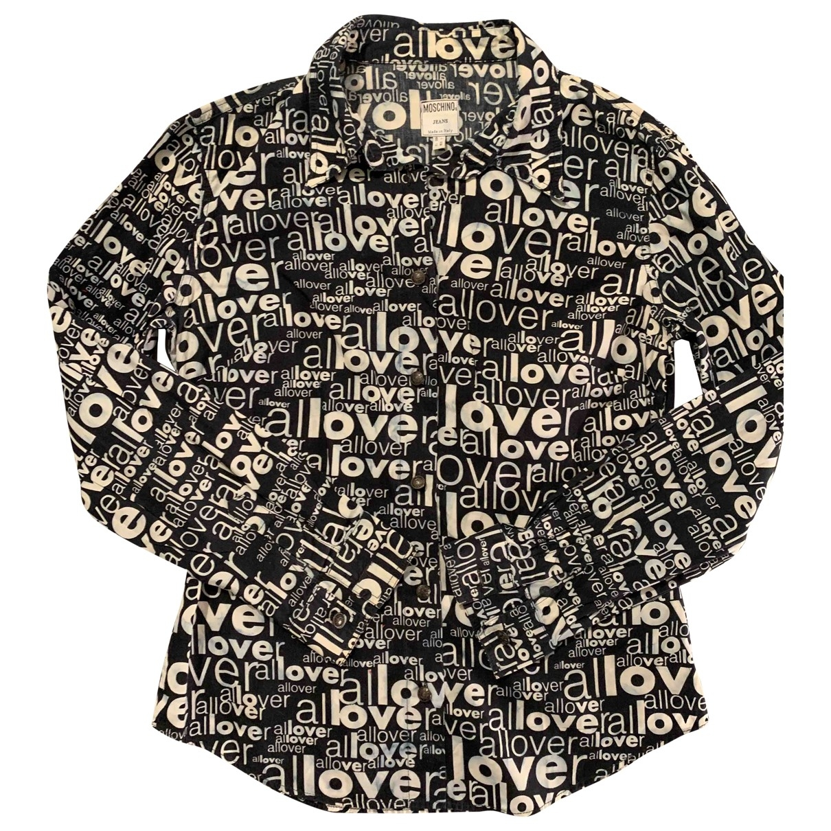Moschino Cheap And Chic \N Cotton  top for Women 46 IT