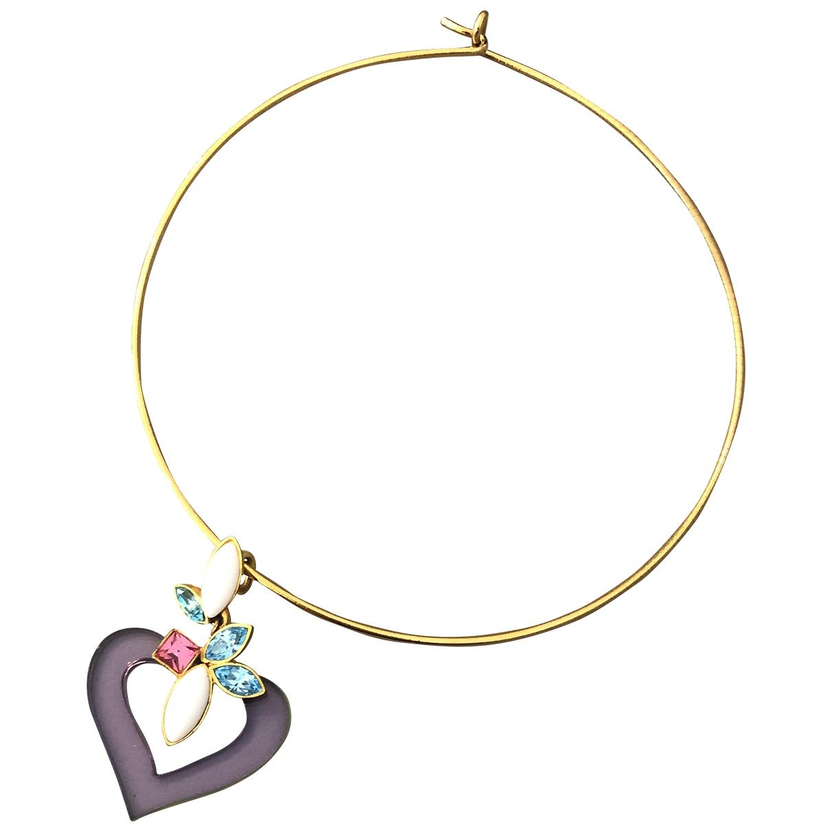 Christian Lacroix \N Multicolour Metal bracelet for Women \N