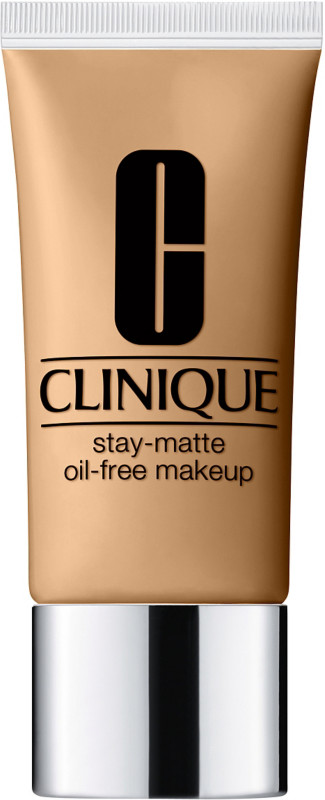 Stay Matte Oil-Free Makeup - 19 Sand (medium, cool-neutral undertones)