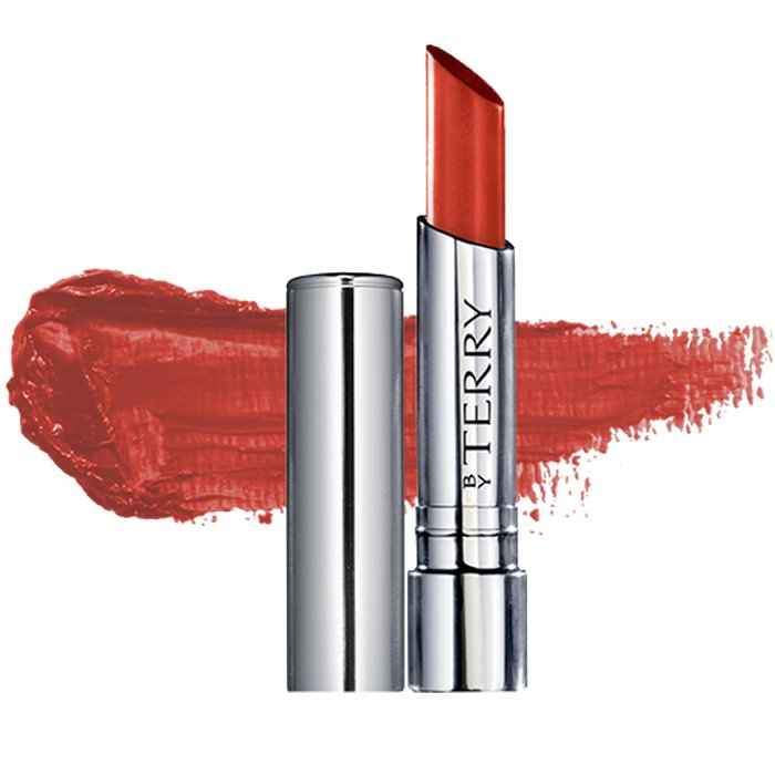Hyaluronic Sheer Rouge Plumping & Hydrating Lipstick - 8 Hot Spot