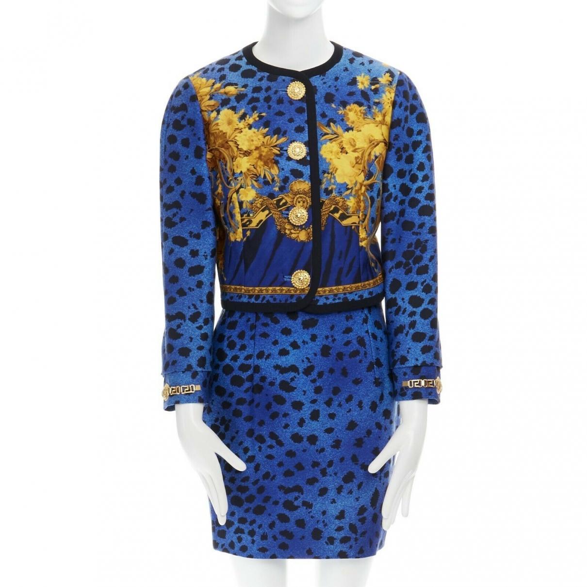Vestido de Lana Gianni Versace