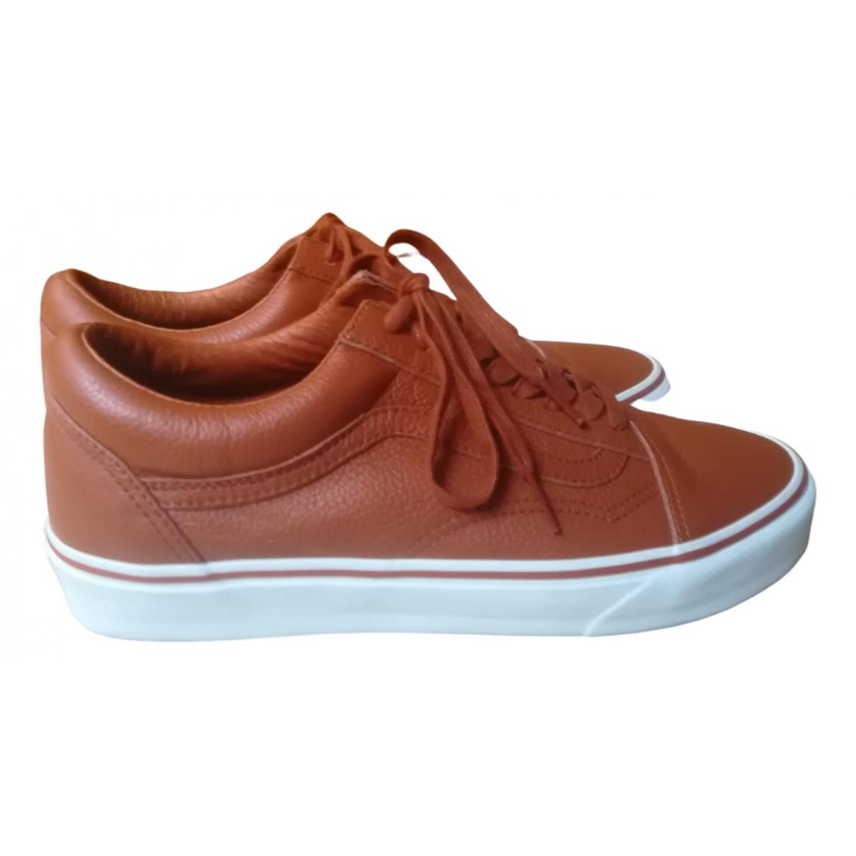 Vans \N Sneakers Braun