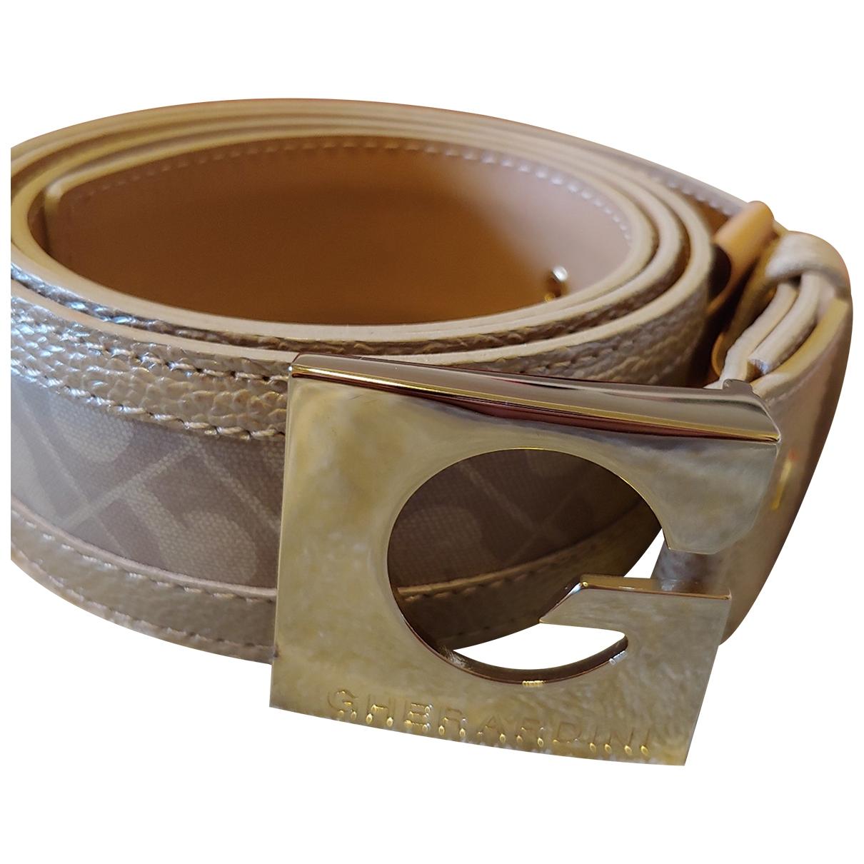 Cinturon Gherardini
