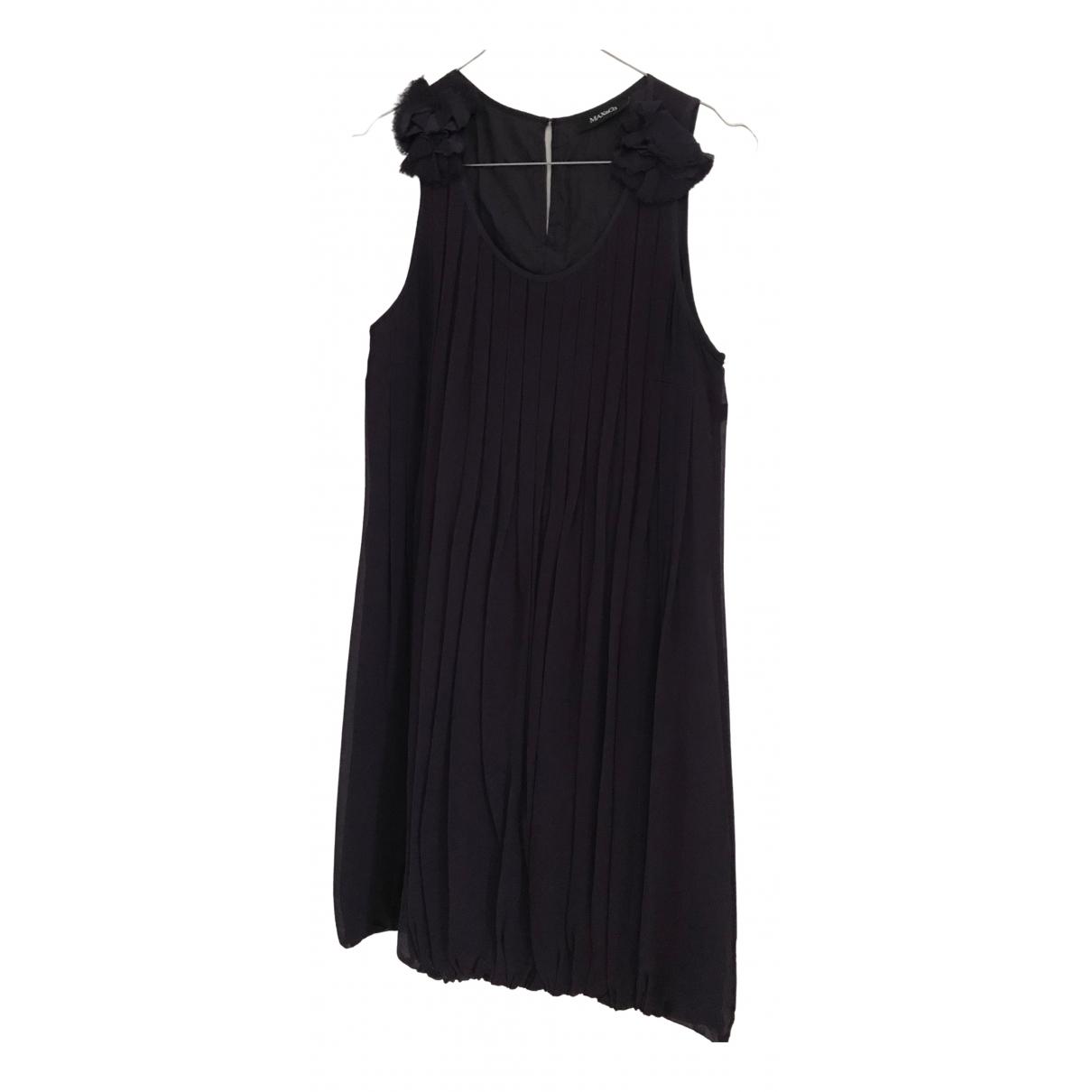 Max & Co \N Kleid in  Lila Synthetik