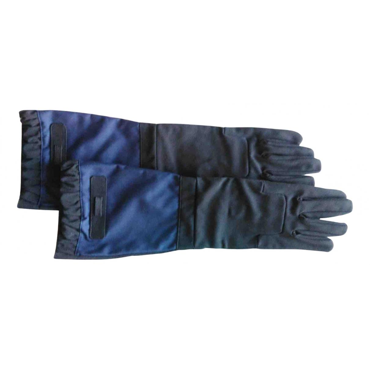 Prada N Black Gloves for Men 8.5 - 9 Inches