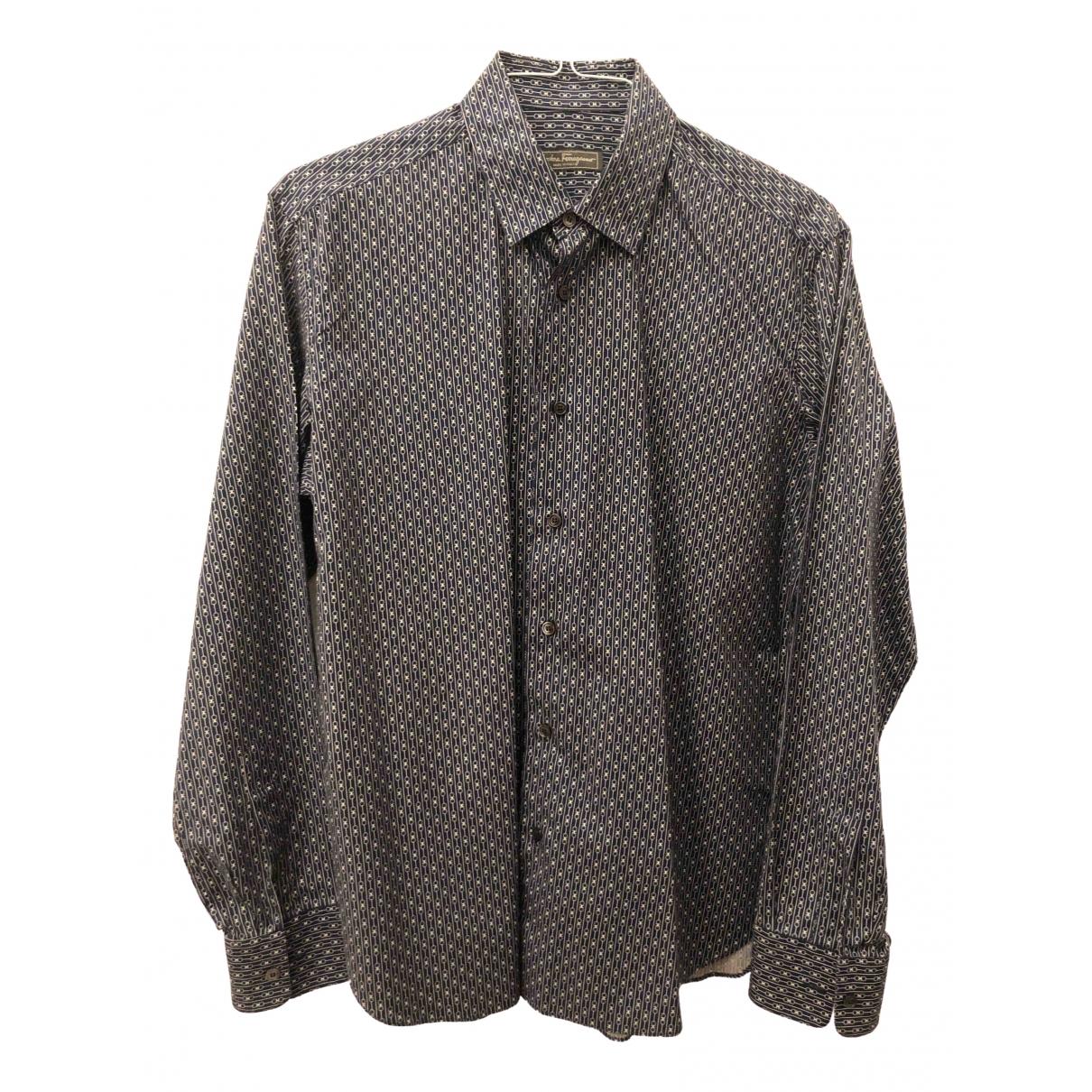 Camisas Salvatore Ferragamo
