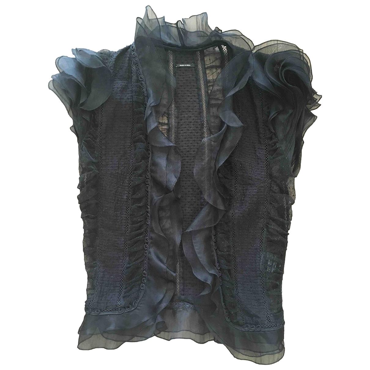 Isabel Marant \N Black Lace  top for Women 36 FR