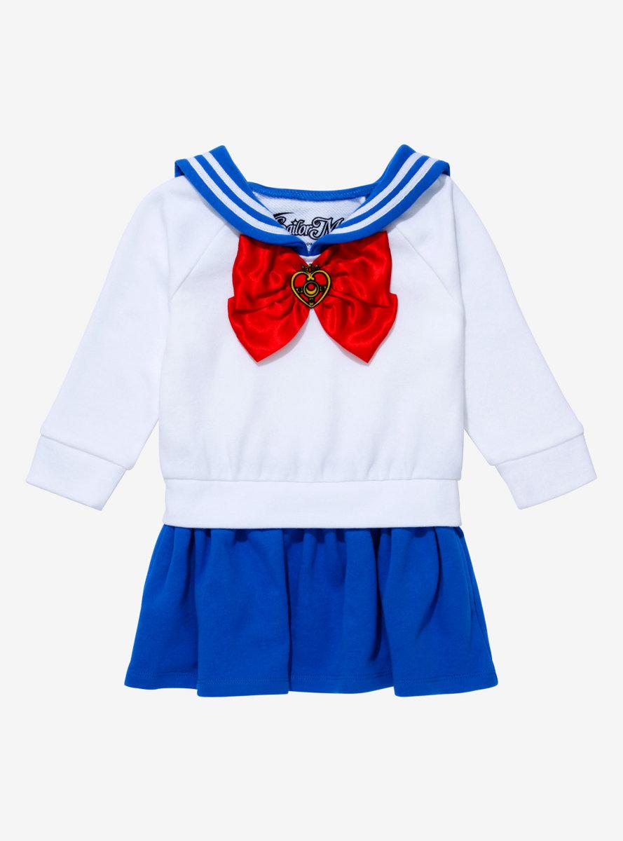 Sailor Moon Sailor Guardian Toddler Uniform - BoxLunch Exclusive