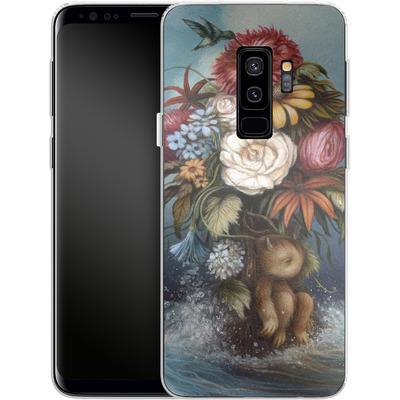Samsung Galaxy S9 Plus Silikon Handyhuelle - Hopeless Romantic von Dan May