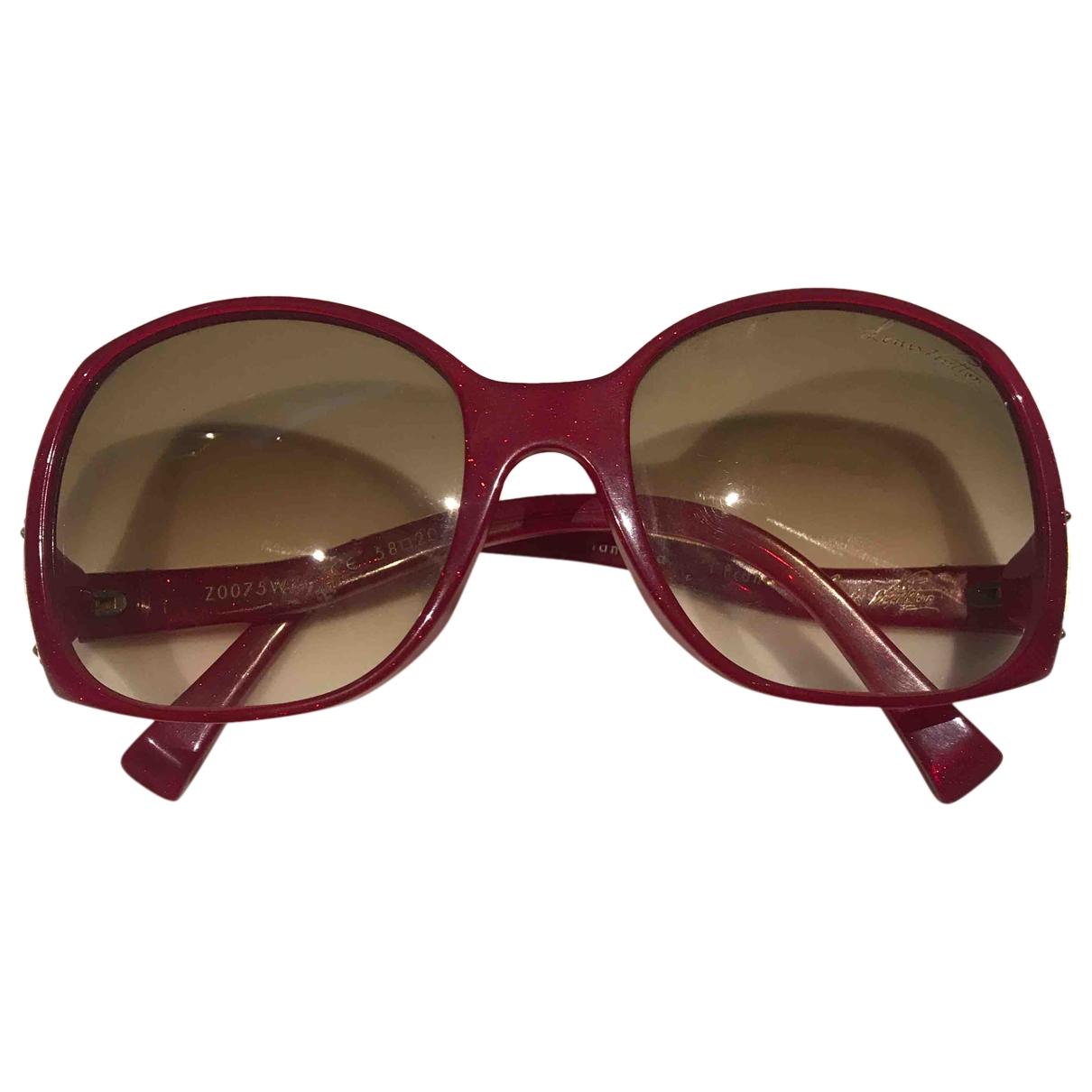 Gafas oversize Louis Vuitton