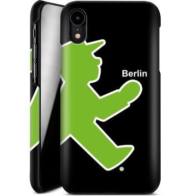 Apple iPhone XR Smartphone Huelle - Berlin GO von AMPELMANN