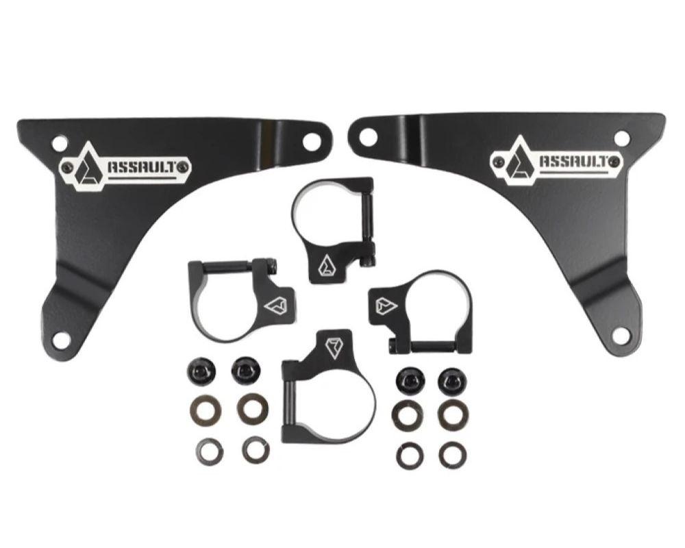 Assault Industries 101005MC09013 Light Bar Bracket Kit w/ 2