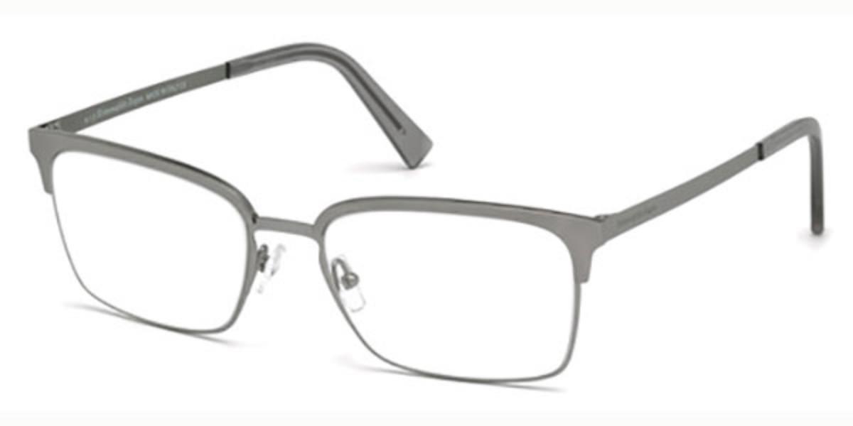 Ermenegildo Zegna EZ5039 015 Men's Glasses Gold Size 54 - Free Lenses - HSA/FSA Insurance - Blue Light Block Available