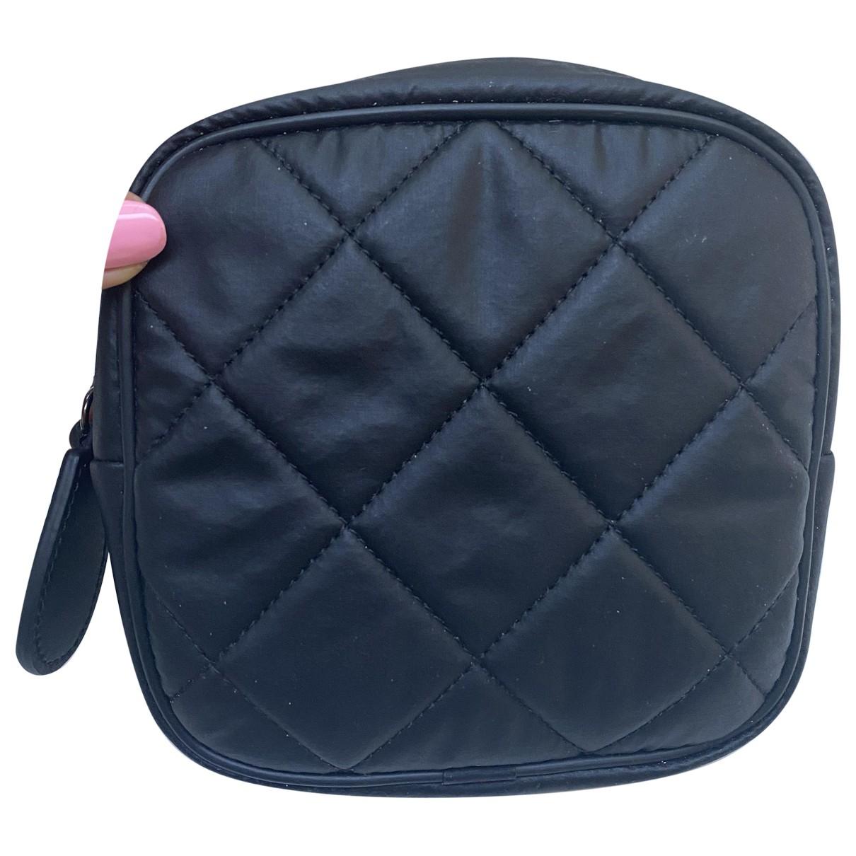 Chanel - Tennis   pour lifestyle en coton - noir