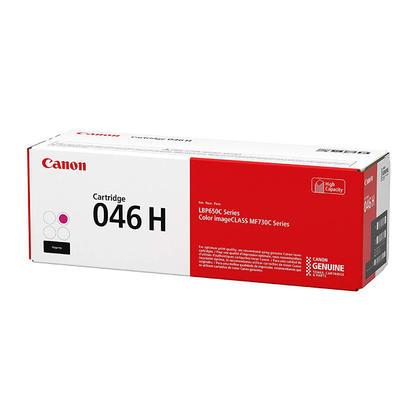 Canon 046H 1252C001 cartouche de toner originale magenta haute capacit�
