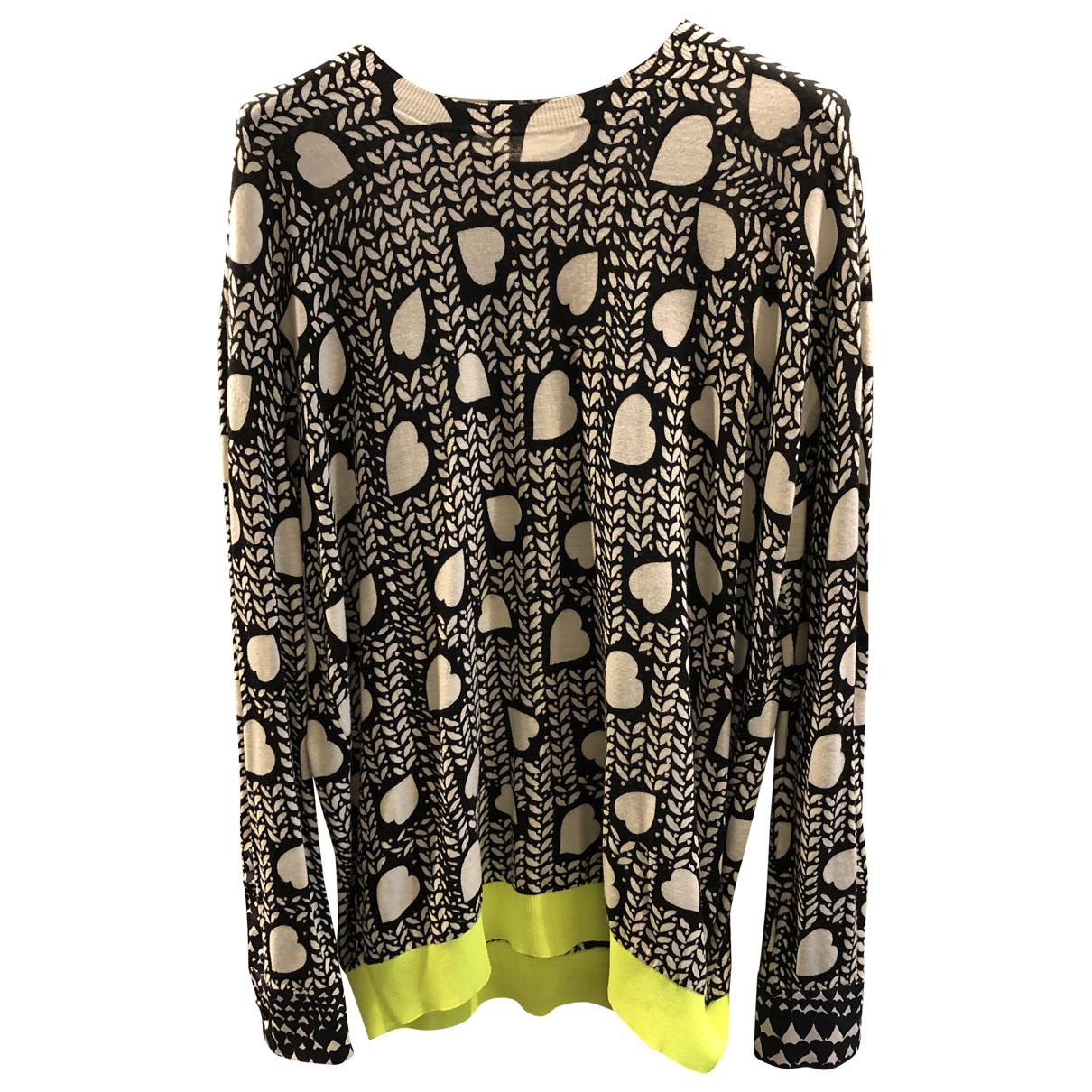 Stella Mccartney - Top   pour femme en laine - multicolore