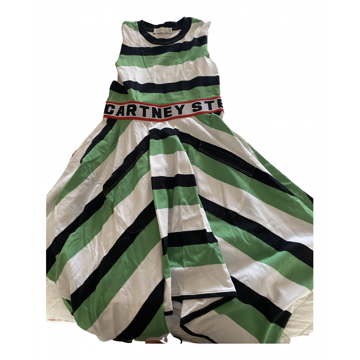 Stella Mccartney N Green Cotton dress for Kids 6 years - up to 114cm FR