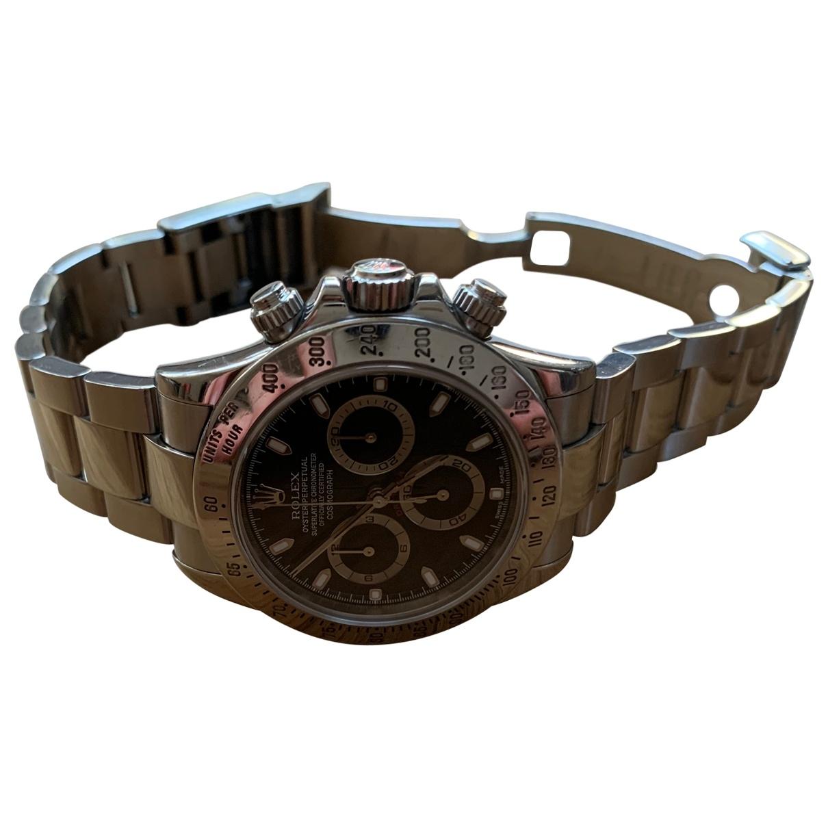 Rolex Daytona Steel watch for Men \N